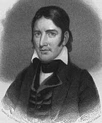 This is a portrait of Davy Crockett