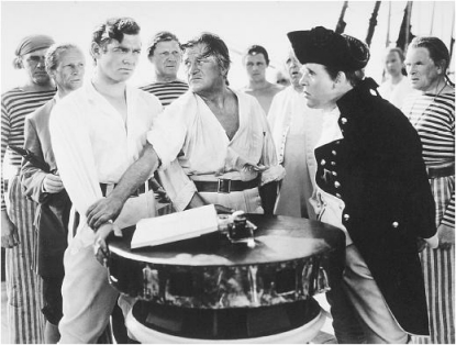 The film, The Mutiny on the Bounty